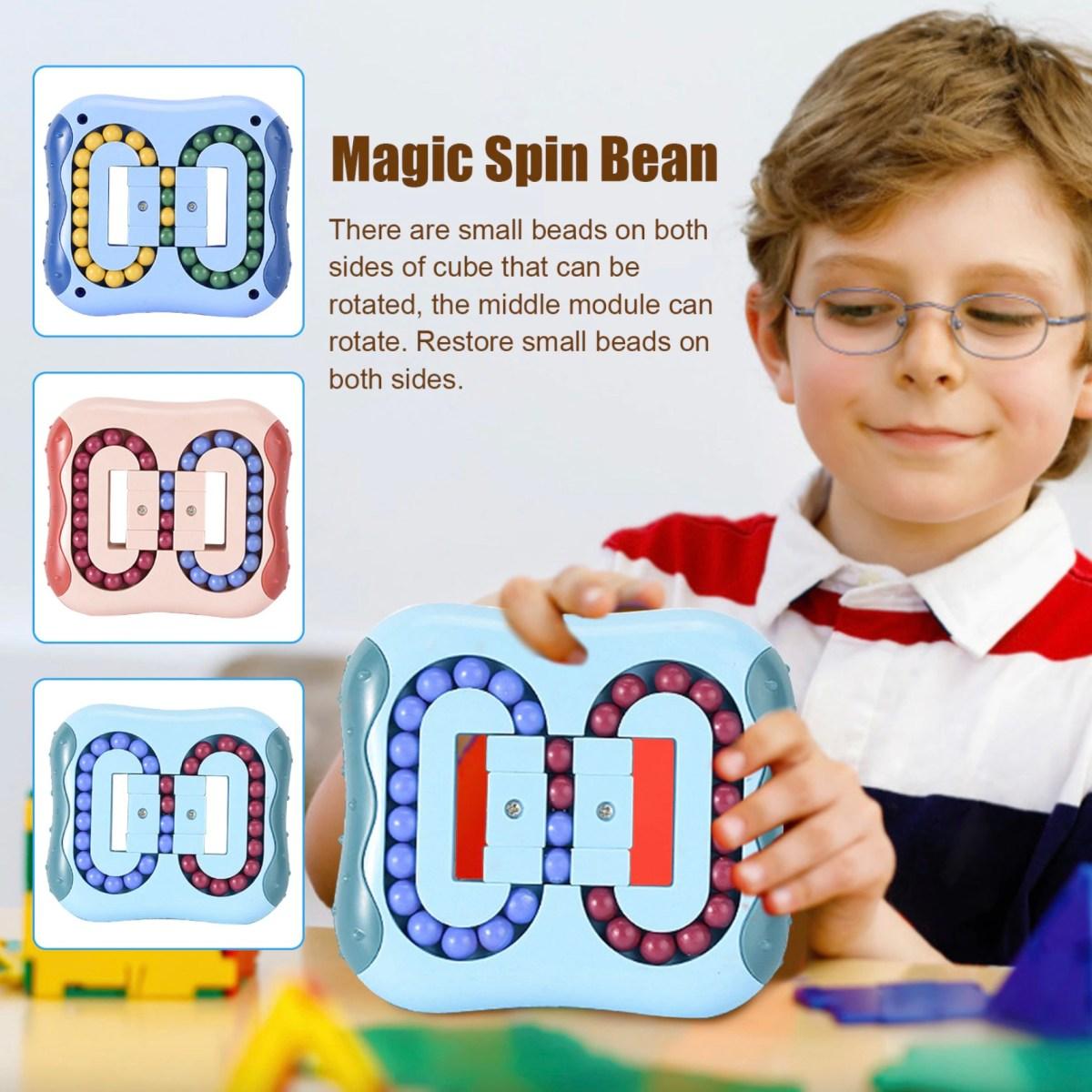 Rubeans ™ Rotating Magic Beans