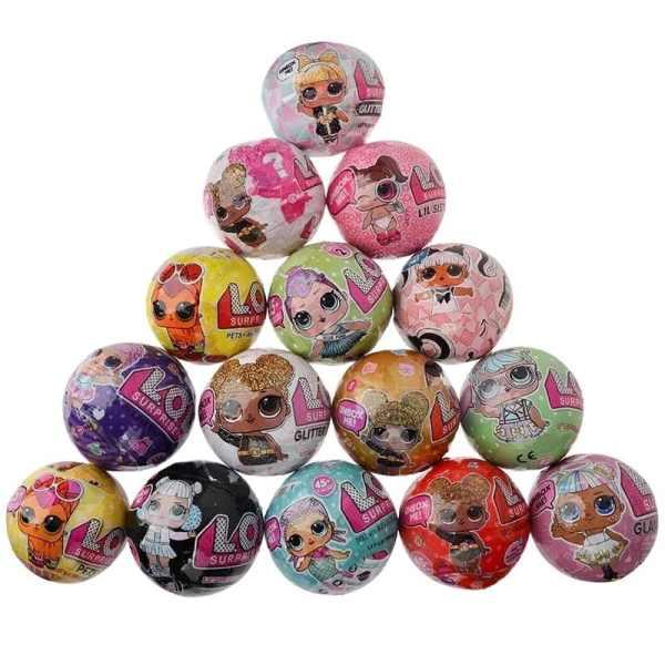 LOL Surprise Dolls Collection - The Little Outrageous Littles Surprise dolls