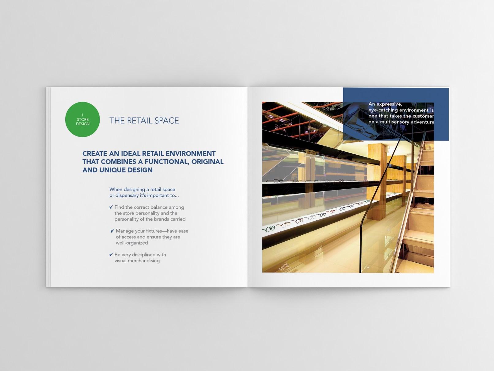Luxottica - The Art of Retailing Book