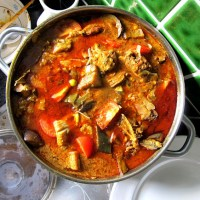 Something smells fishy around here - A night of Lips to Tail eating [FISH HEAD CURRY NIGHT]