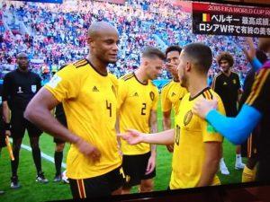 ワールドカップ3位決定戦