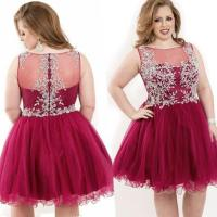 Cute plus size prom dresses - PlusLook.eu Collection