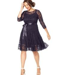 Macy'S Plus Size Dresses In Store - Plus Size Prom Dresses