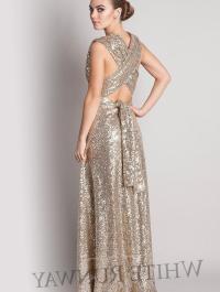 Plus size gold bridesmaid dresses - PlusLook.eu Collection