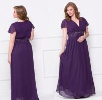 Plus size lavender dresses - PlusLook.eu Collection