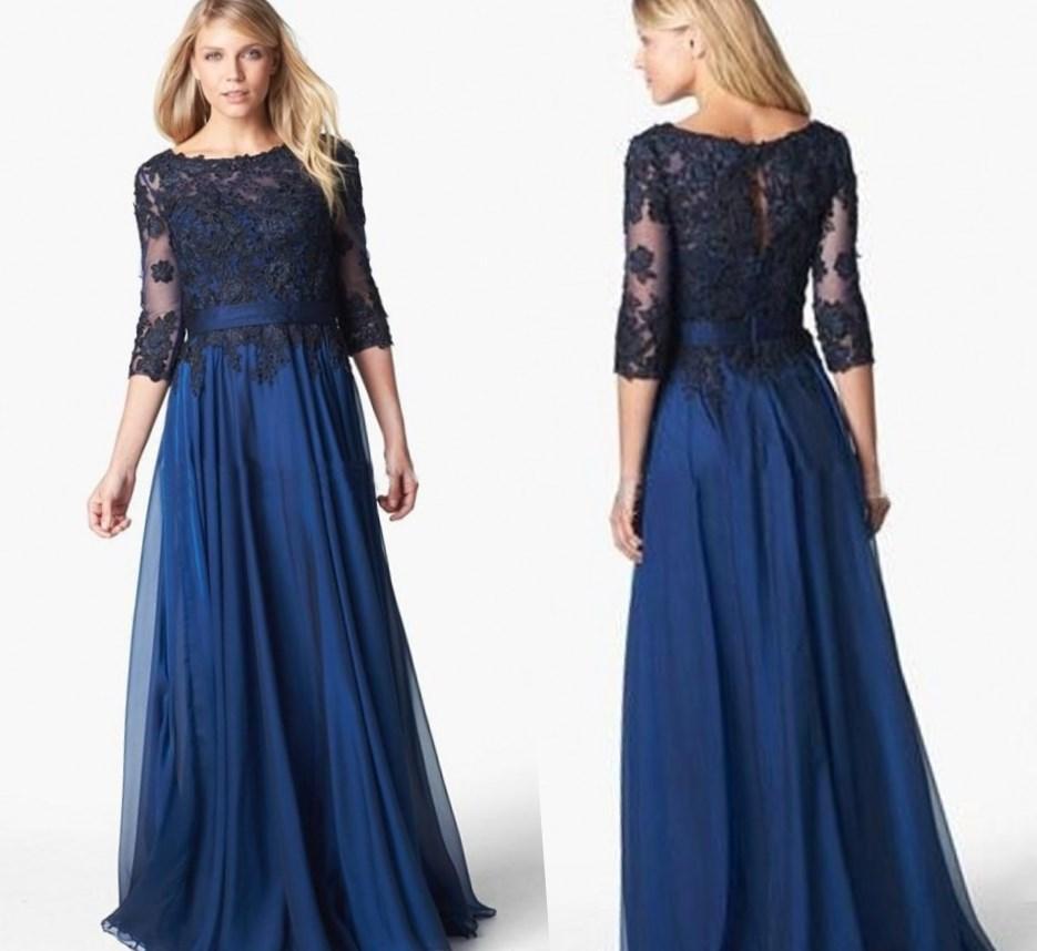 Dress mother of the bride plus size