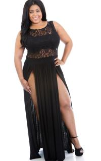 Sexy dress plus size - PlusLook.eu Collection