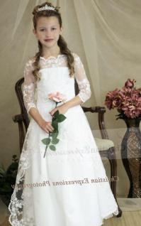 First communion dresses plus size
