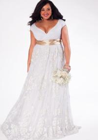 Plus size hawaiian wedding dresses - PlusLook.eu Collection