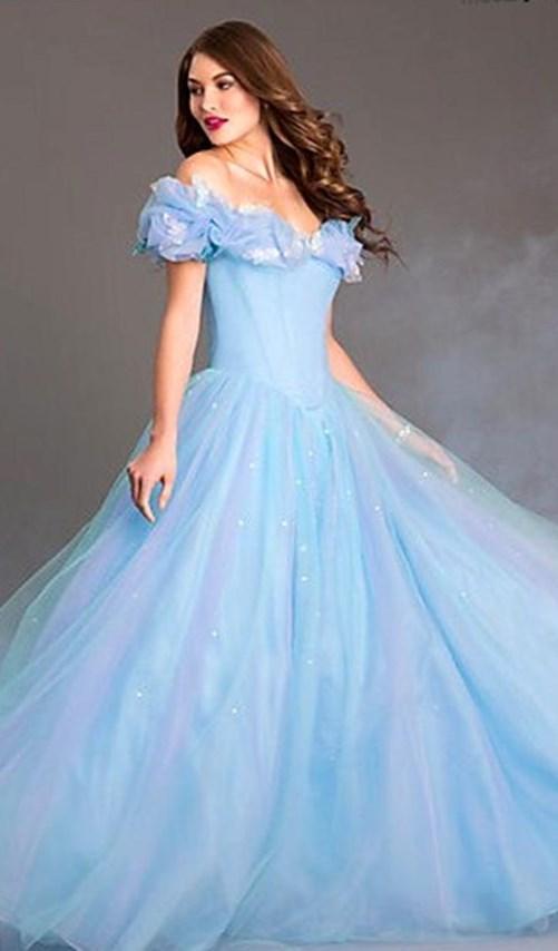 Plus Size Cinderella Prom Dresses PlusLookeu Collection