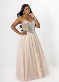 Blush plus size dresses - PlusLook.eu Collection