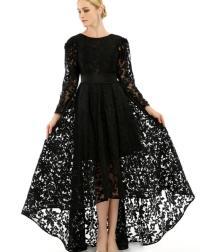 Plus size lace long dress - PlusLook.eu Collection