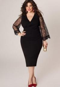 Trendy plus size party dresses - PlusLook.eu Collection