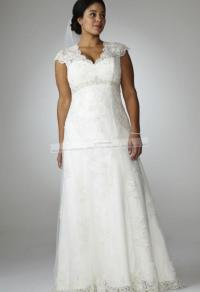 Plus Size Second Wedding Dresses | Wedding Gallery