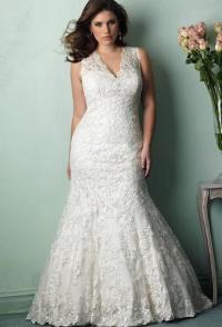 Bride dresses for plus size - PlusLook.eu Collection