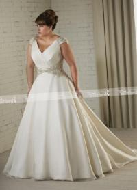 Plus size wedding dress sewing patterns - PlusLook.eu ...