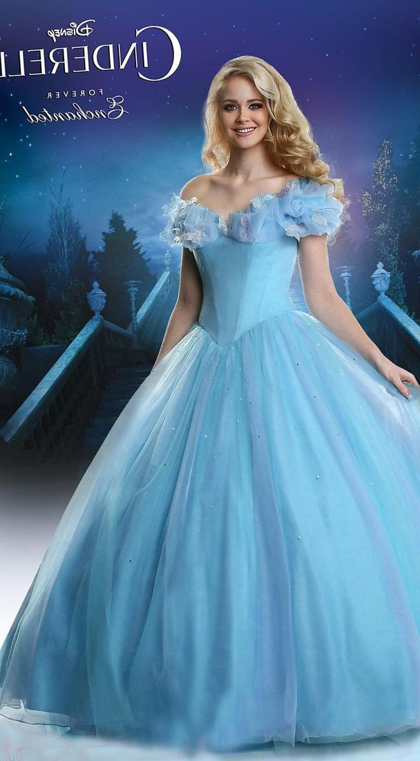 Plus size cinderella prom dresses  PlusLookeu Collection