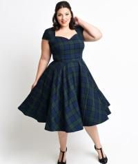 Vintage prom dresses plus size - PlusLook.eu Collection