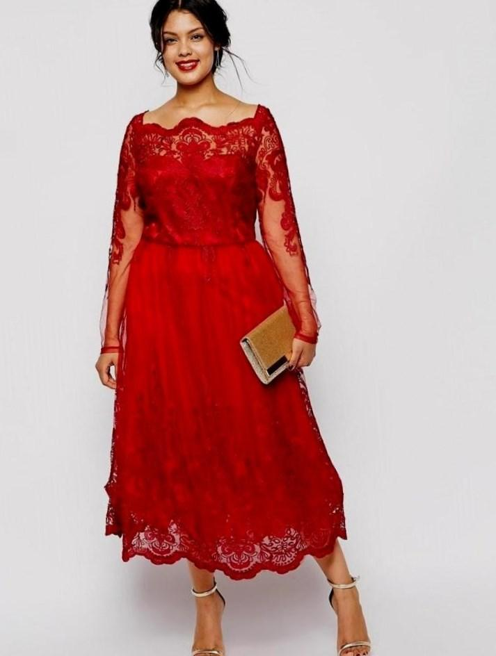 Cheap Plus Size Lace Dresses PlusLookeu Collection