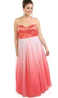 Deb plus size prom dresses - PlusLook.eu Collection