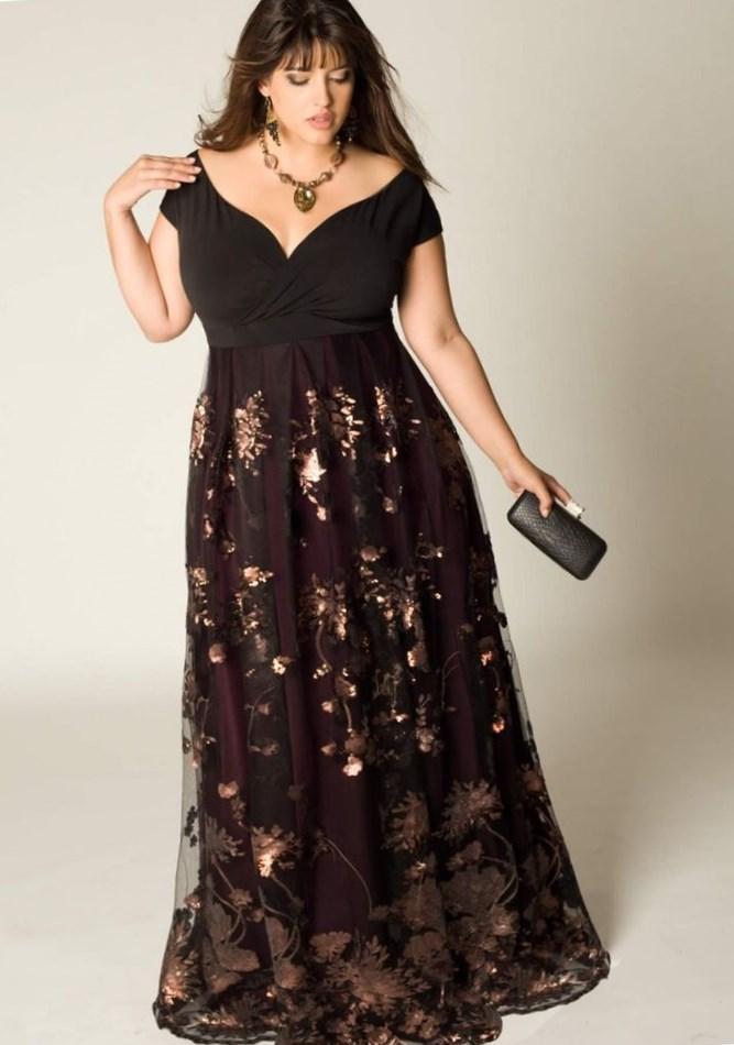 Girls plus size party dresses  PlusLookeu Collection