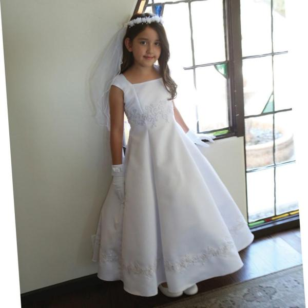 20+ Communion Dresses Plus Size Pictures and Ideas on STEM ...