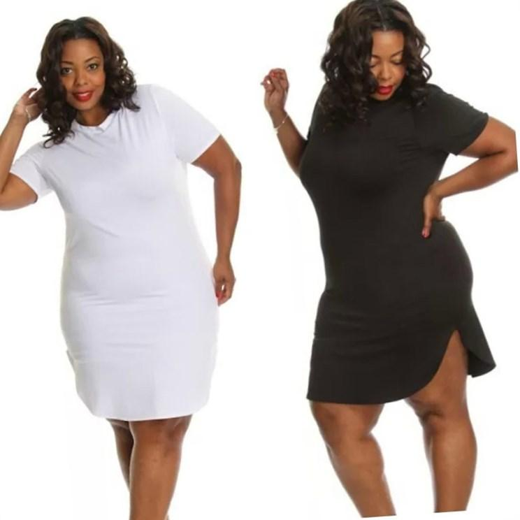Kardashian Collection Plus Size Dress