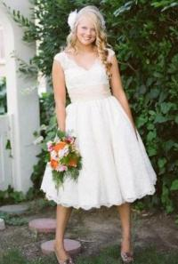 Plus size retro & vintage wedding dresses