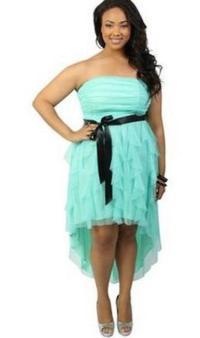 Plus Size Formal Dresses For Juniors - Eligent Prom Dresses