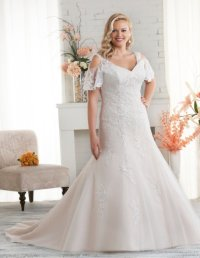 Plus size fall wedding dresses & Bridal Gowns 2018 ...