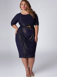 Fall Cocktail Plus Size Dresses 2018 - PlusLook.eu Collection