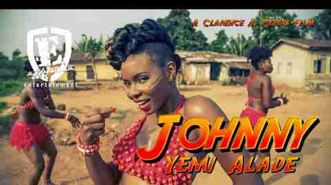 Download music: Yemi Alade – Johnny