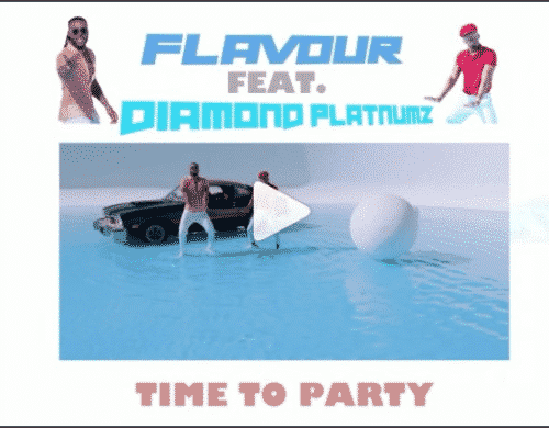 Download music: Flavour ft. Diamond Platnumz – Time To Party