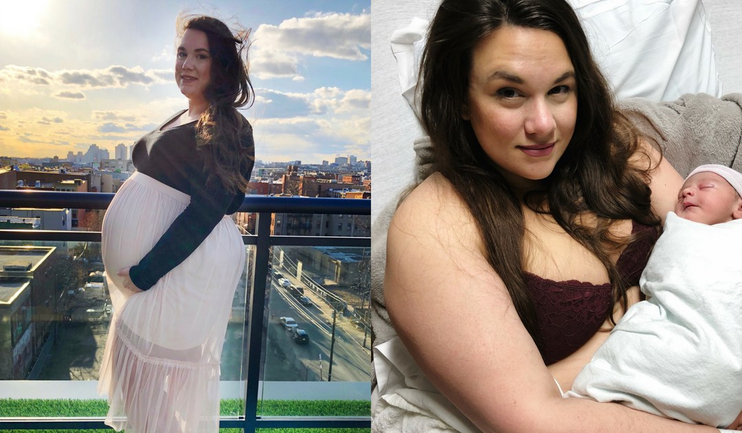 Plus Size Pregnancy Struggles And Finding Self-Love