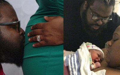 Tywanda's Plus Size C-Section Story