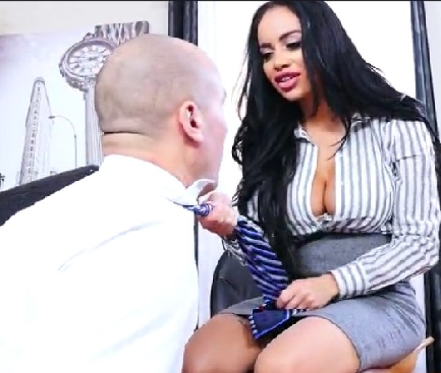 277 Exclusive Naughty Secretary Blows At Work