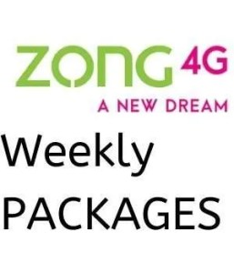 zong weekly