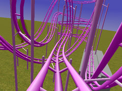 Rollercoaster 2K screenshot