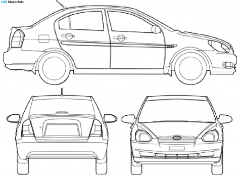 Accent Auto Vector PNG Transparent Accent Auto Vector.PNG