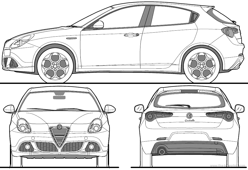 Alfa Romeo Manual Giulietta