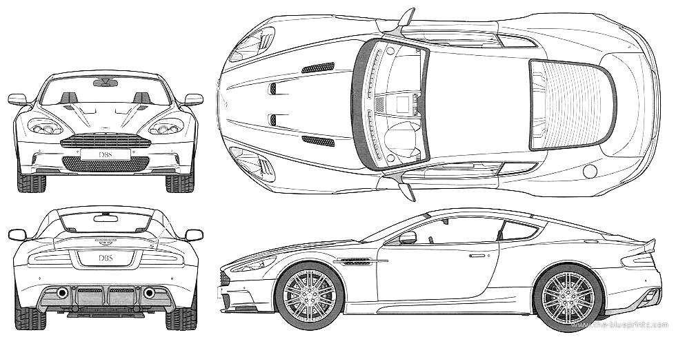 Aston Martin Auto Vector PNG Transparent Aston Martin Auto