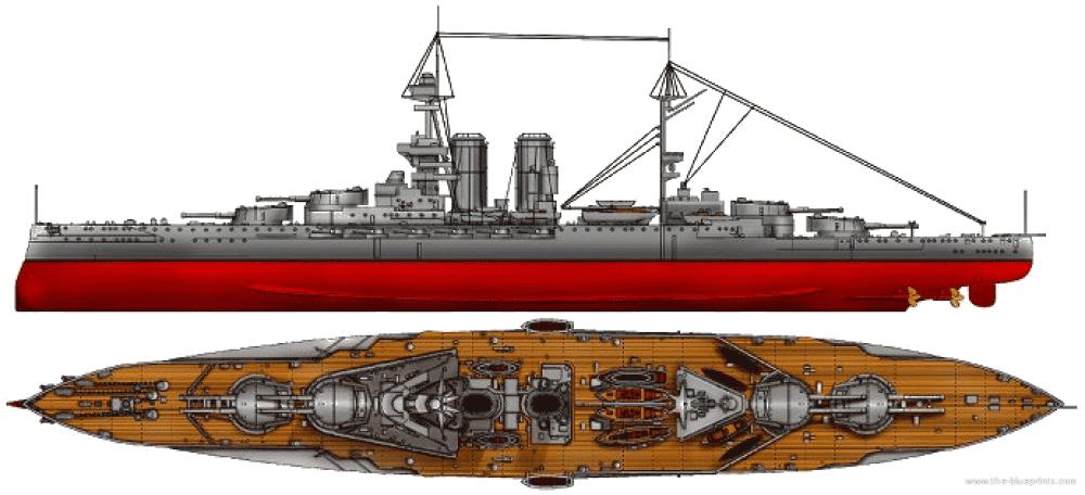 medium resolution of hms queen elizabeth 1918 battleship 3 png 1 384 632