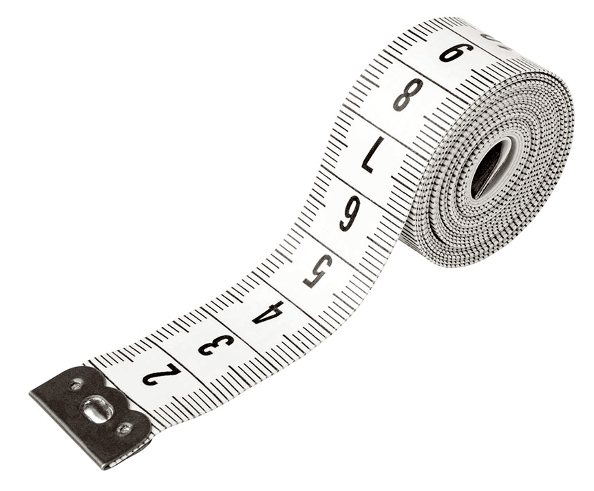 Body Tape Measure PNG Transparent Body Tape Measure.PNG