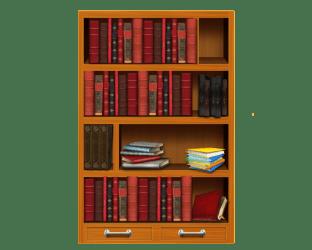 bookshelf hd moonglowlilly transparent pluspng deviantart vector