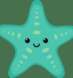 beb mar animal clipart cartoon sea animals png [ 1800 x 1668 Pixel ]