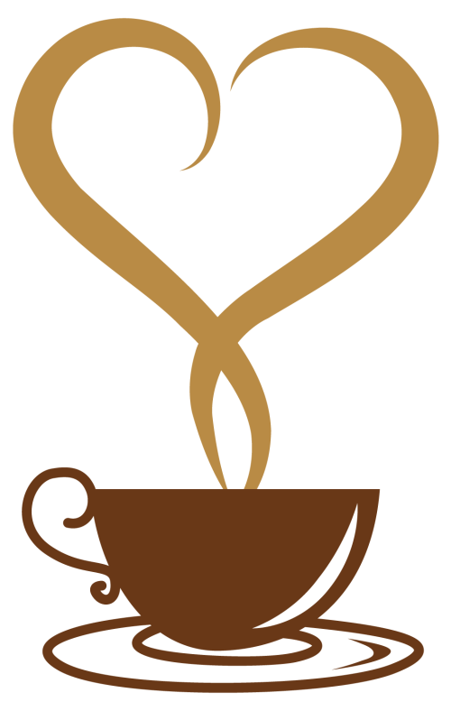 small resolution of coffee mug with heart png