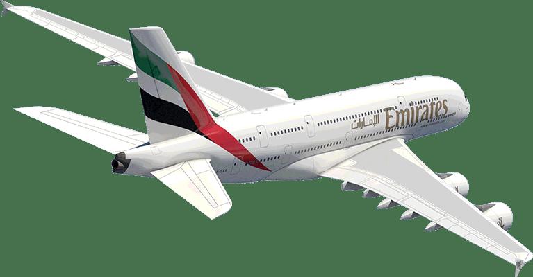 Resultado de imagen para Emirates Airline png