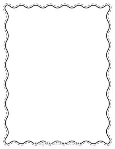 Free Border PNG For Word Transparent Border For Word.PNG
