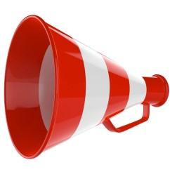 cheerleader megaphone clipart free png megaphone announcement [ 2048 x 2048 Pixel ]