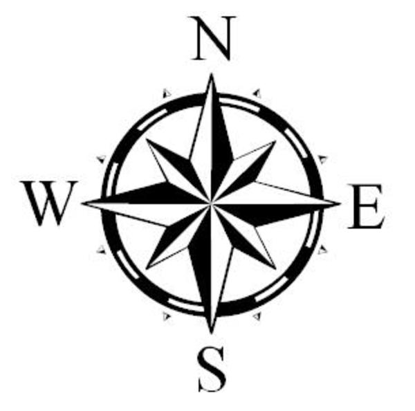 Free PNG North Arrow Transparent North Arrow.PNG Images
